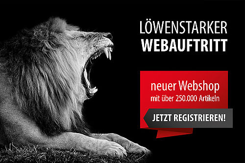 neue Website mit Webshop - BVS Industrie-Elektronik