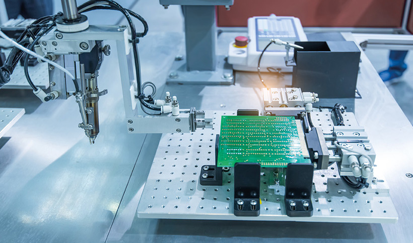 Repair/product overhaul - BVS Industrie-Elektronik