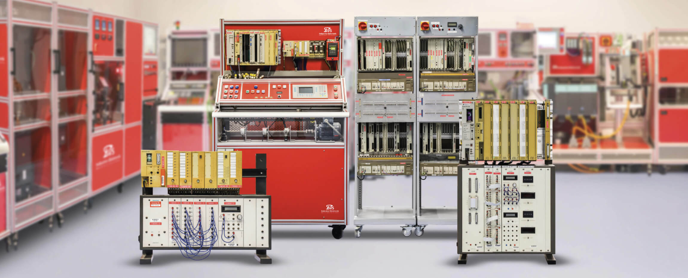 Our Promise of Quality - Test Stands - BVS Industrie-Elektronik