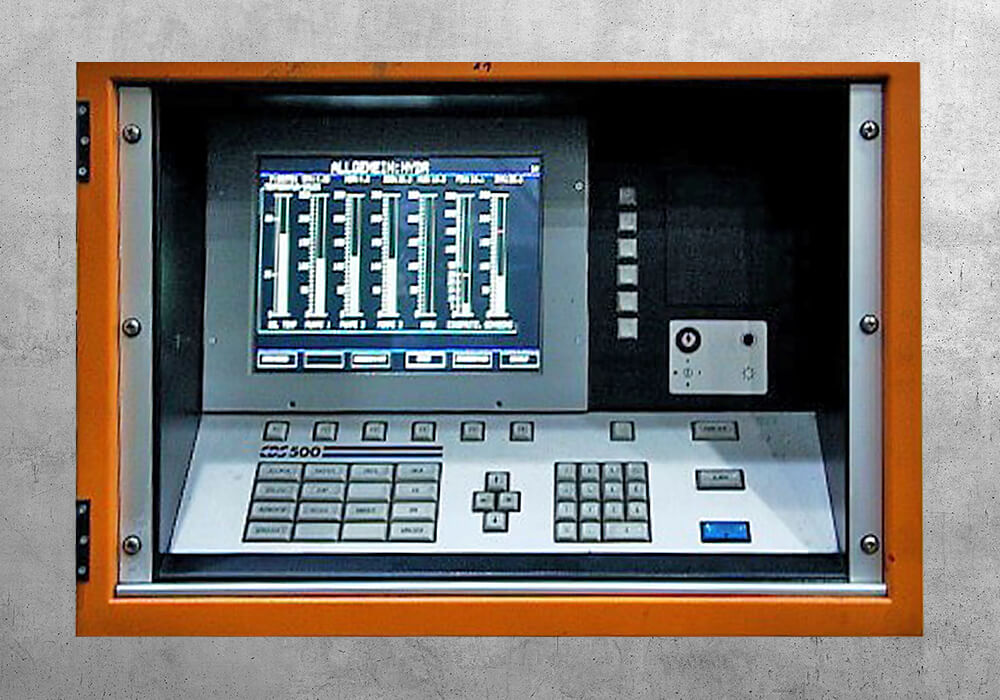 Storck CDS 500 Retrofit - BVS Industrie-Elektronik