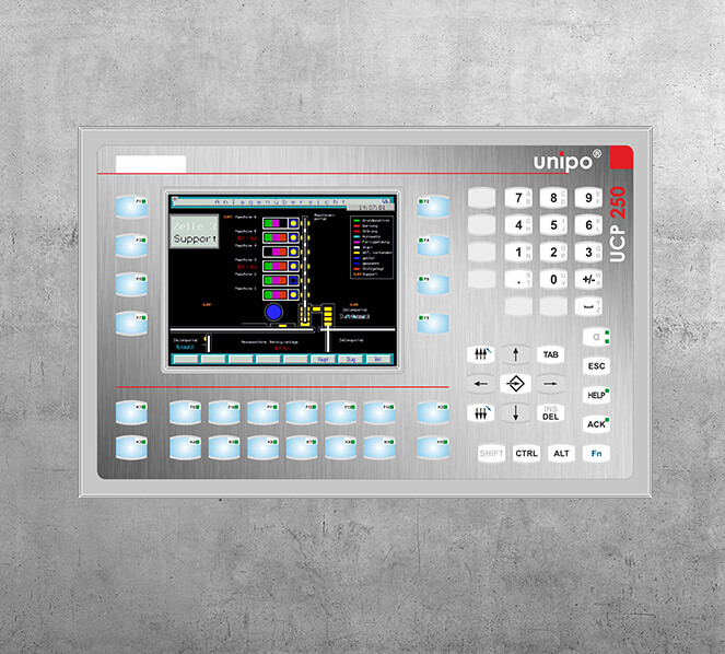 unipo UCP250 replacement - BVS Industrie-Elektronik