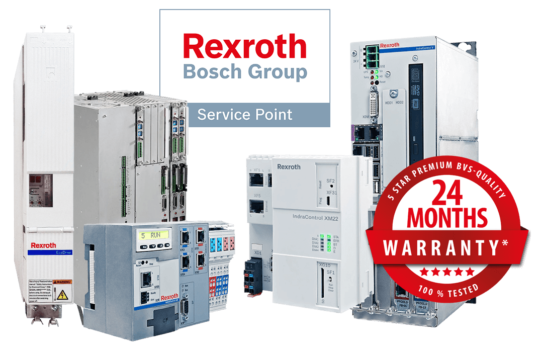 Bosch Rexroth Service Point – BVS Industrie-Elektronik
