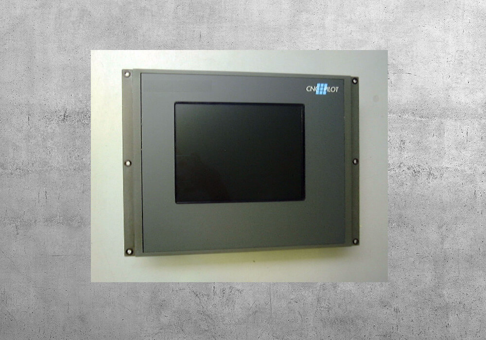 UFD display retrofit - BVS Industrie-Elektronik