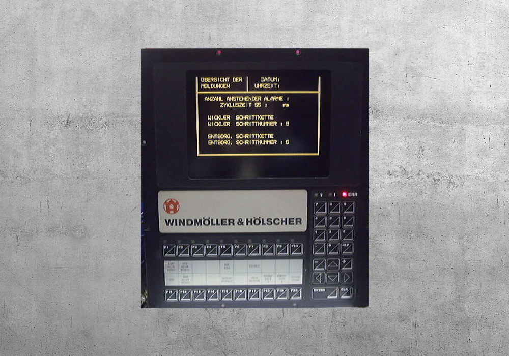 Pantalla UFD reacondicionada - BVS Industrie-Elektronik