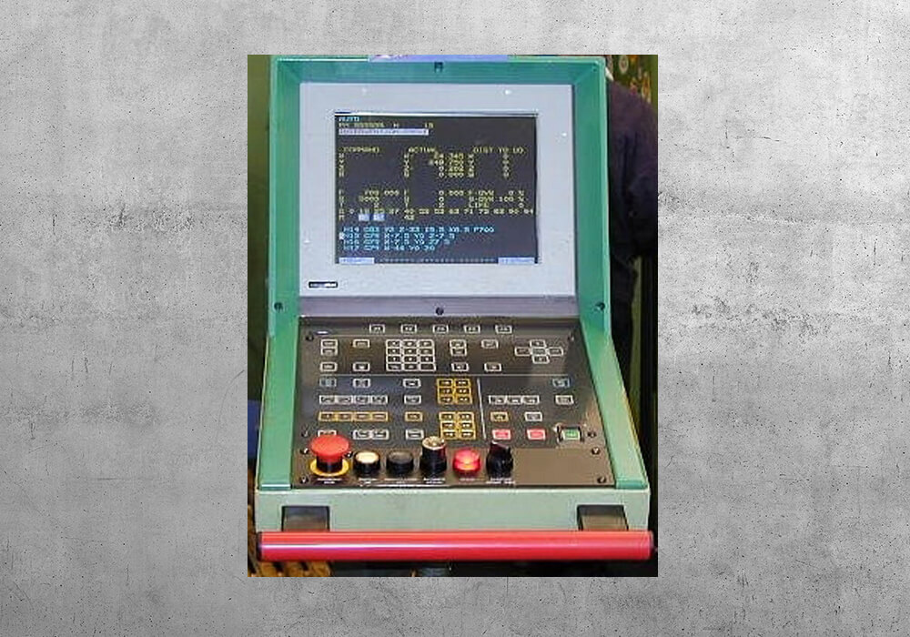 Deckel CNC 432 reacondicionado - BVS Industrie-Elektronik
