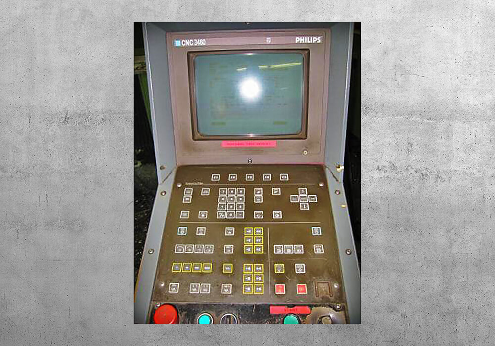 Philips CNC 3460 original - BVS Industrie-Elektronik