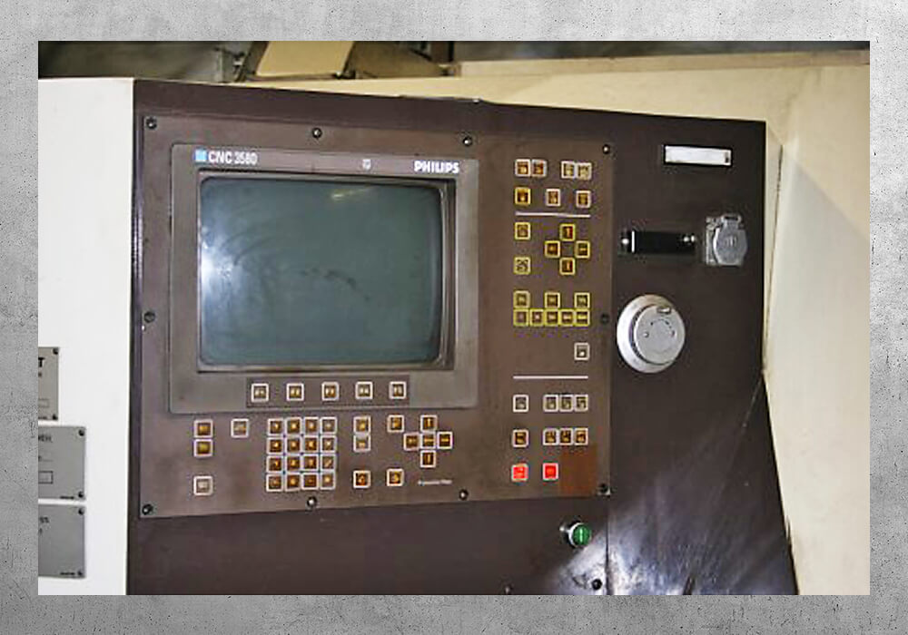 Philips CNC 3580 original - BVS Industrie-Elektronik