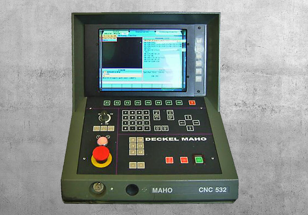 Philips CNC 532 retrofit - BVS Industrie-Elektronik