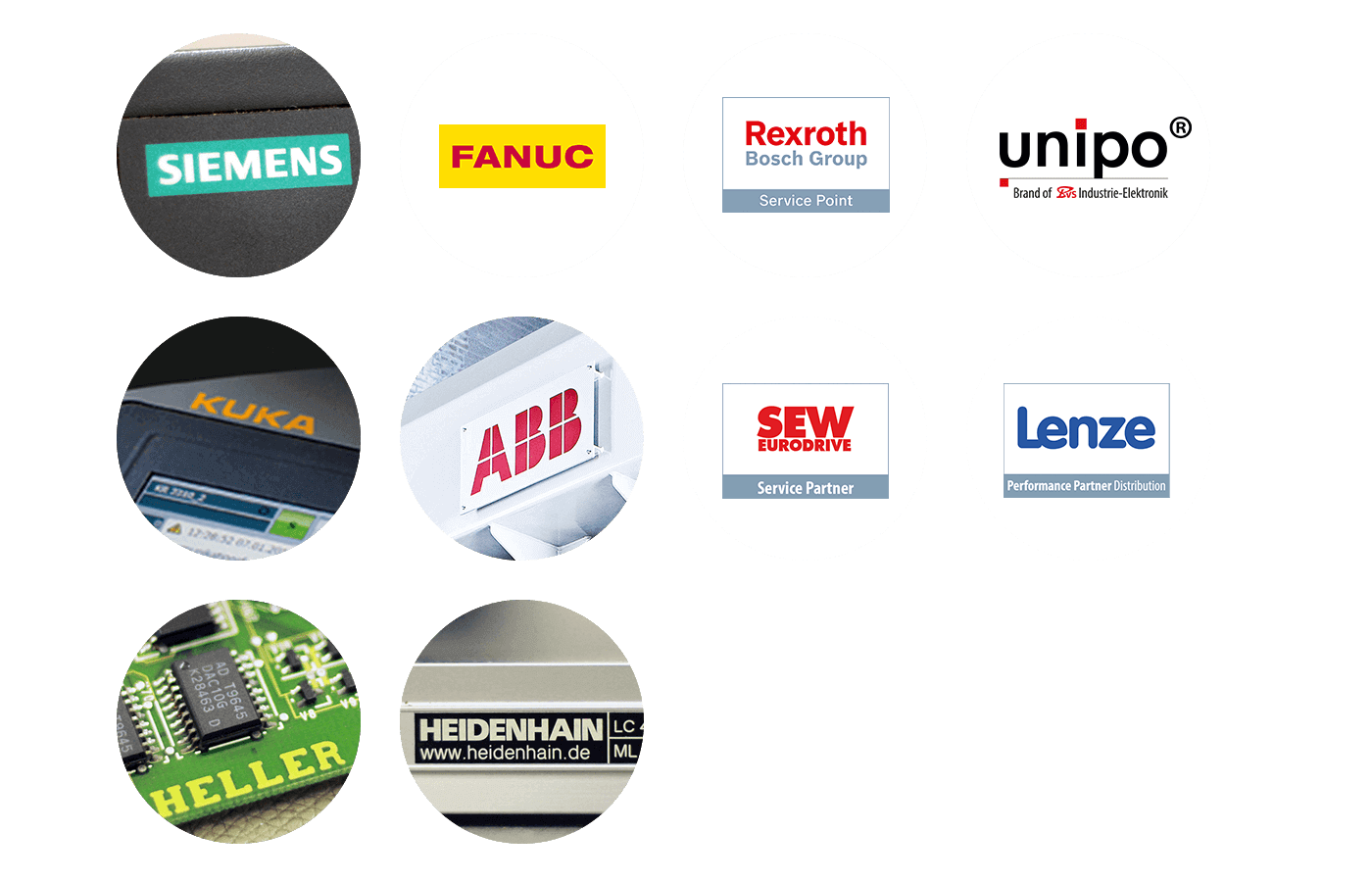Overview of the manufacturer portfolio – BVS Industrie-Elektronik