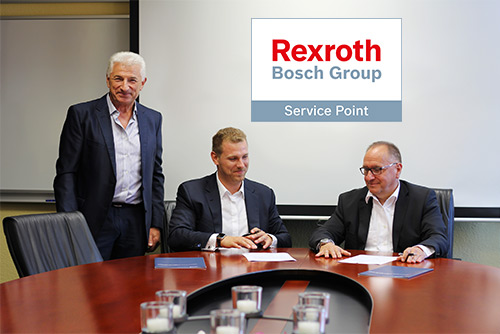 Bosch Rexroth Service Point - BVS Industrie-Elektronik
