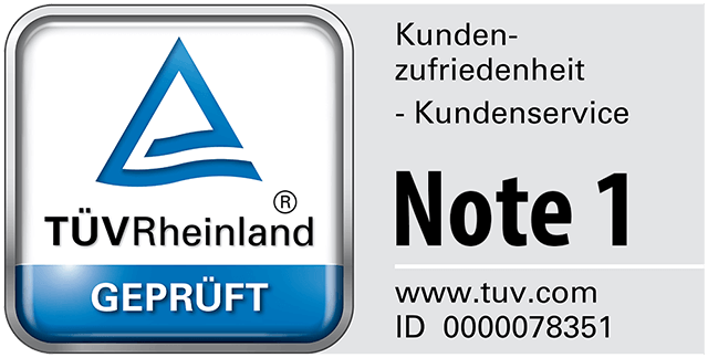 TÜV Note 1 - BVS Industrie-Elektronik
